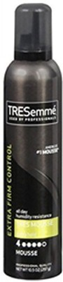 TRESemme Tresemme Tres Mousse Tres Extra Hold Firm Control Mousse Hair Styling Mousses Hair Styler