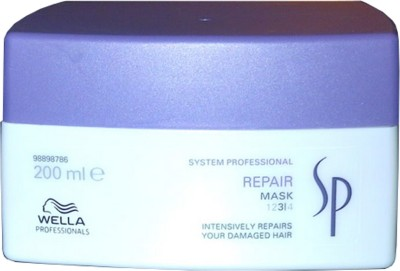Wella Professionals System Professional Repair Mask for Damaged Hair(200 ml)