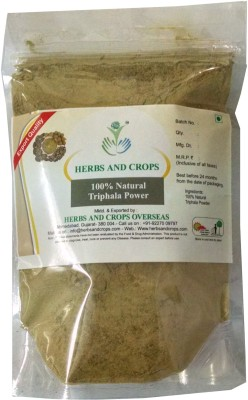 Herbs And Crops Triphala Powder