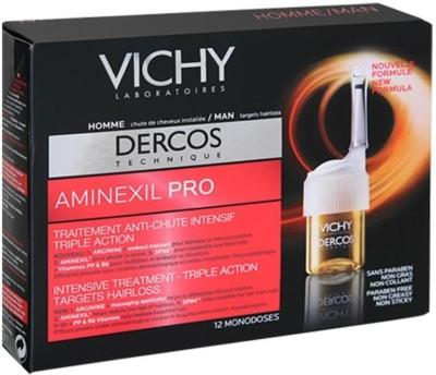 Vichy Dercos Aminexil Pro, Anti-hair Loss Treatment - Men