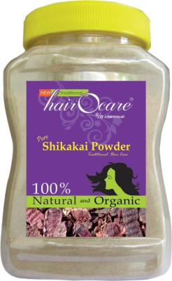 hairocare pure Shikakai Powder - Herbal Hair Care - Pack of 1 x 350g