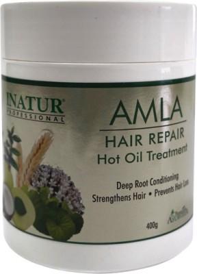 INATUR Amla Hair Repair Hot Oil Treatment