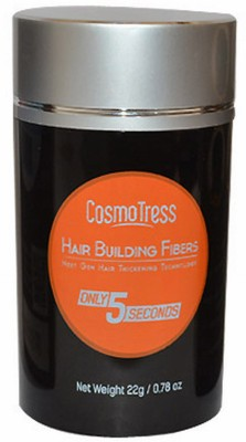 CosmoTress Hair Building Fibres Dark Brown