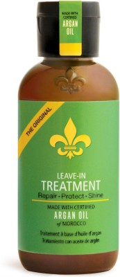 Dermorganic Leave-In Treatment With Argan Oil