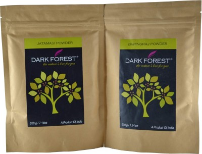 Dark Forest Jatamasi+ Bhringraj Combo