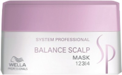 Wella Professionals System Professional Balance Scalp Mask for Sensitive Scalp