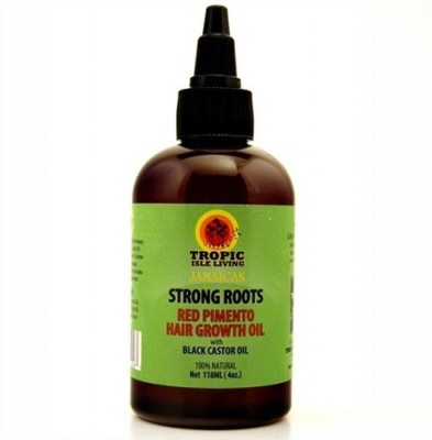 Tropic Isle Red Pimento Hair Growth Oil