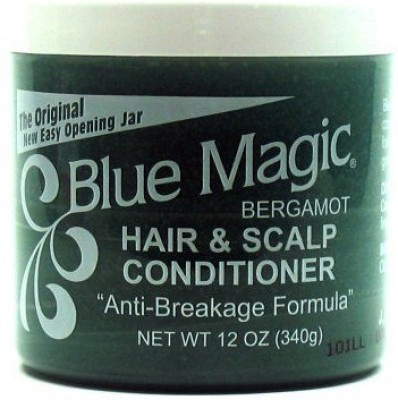 Blue Magic Bergamot Hair and Scalp