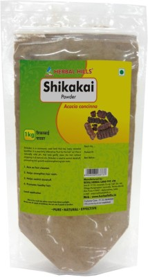 Herbal Hills Shikakai Powder - 1kg