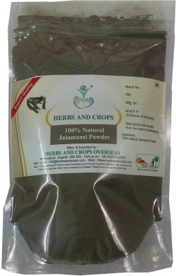Herbs And Crops Jatamansi Powder