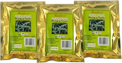 Radico Organic Bhringraj Powder (Set Of 3)
