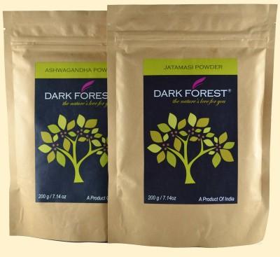 Dark Forest Ashwagandha+ Jatamasi Combo