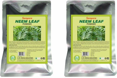 Sameera Neem Leaf Powder 100g x 2