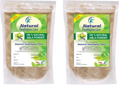 Natural Healthplus Care Amla Powder Combo