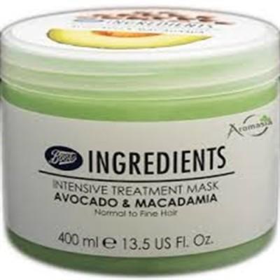 Boots Intensive Treatment Mask Avocado & Macadamia