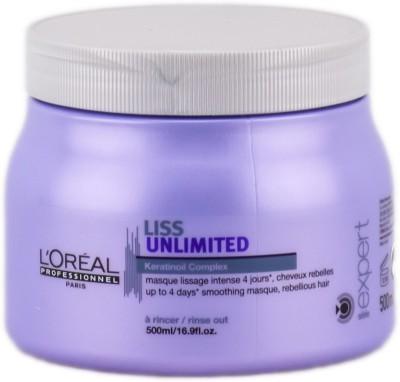 L,Oreal Paris Liss Unlimited Keratin oil Complex Mask