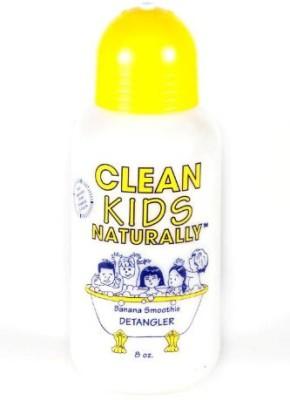 Clean Kids Naturally Banana Smoothie Detangler