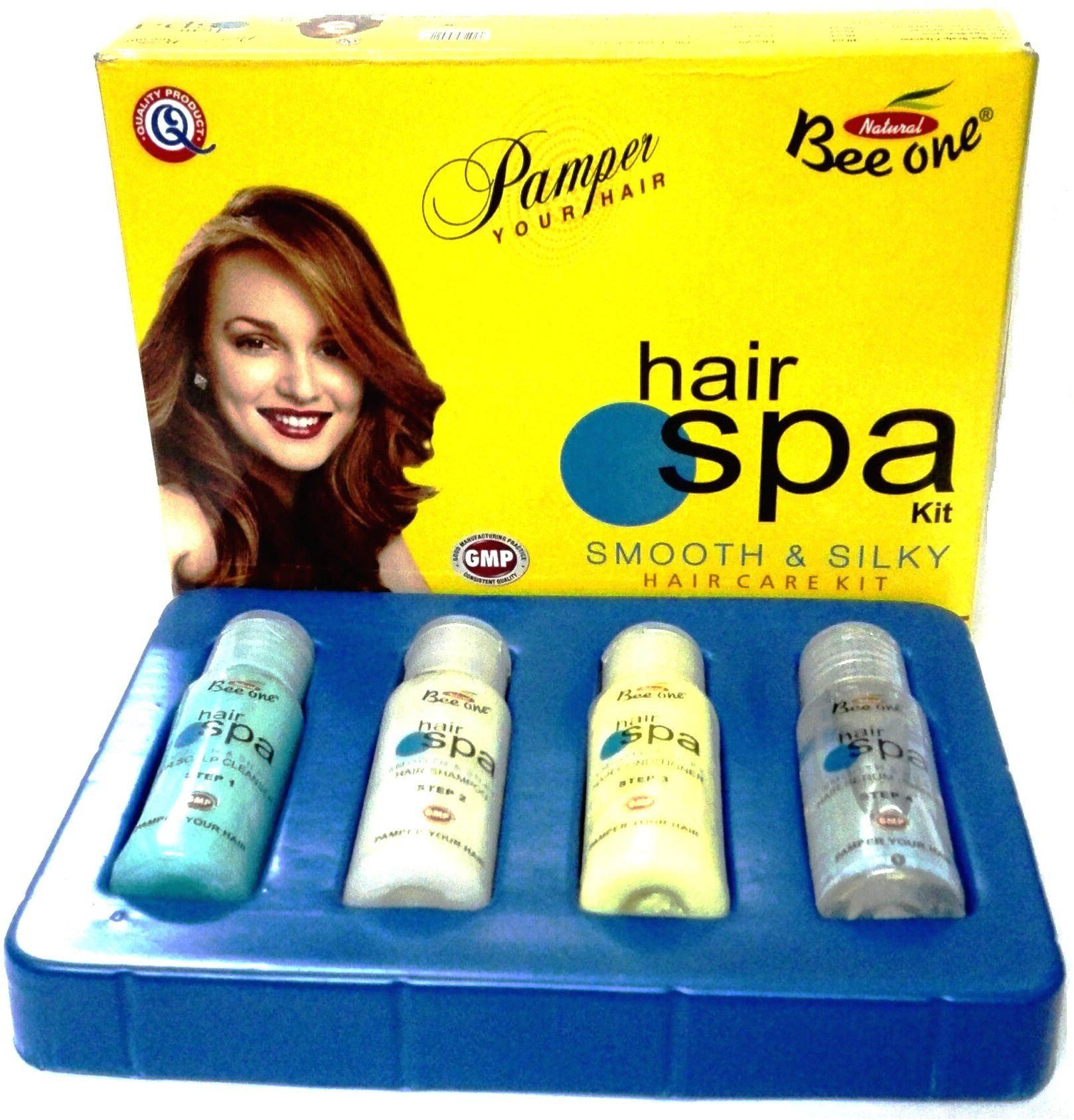 Out Of Box Beeone Hair Spa Kit(120 ml)