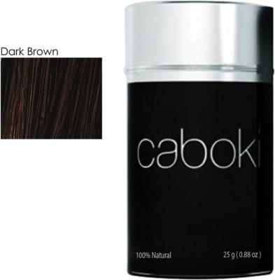 Caboki Hair Building Fiber Dark Brown