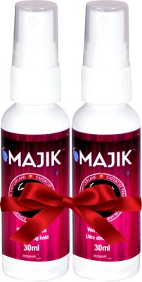Majik Fiber Hold Spray 30 ml Combo,Set of 2