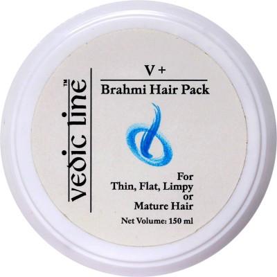 Vedic Line V+ Brahmi Hair Pack