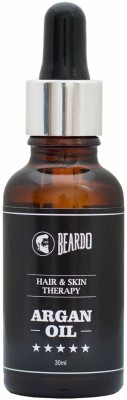 Beardo ARGAN – Therapy And Treatment For Skin & Hair Oil