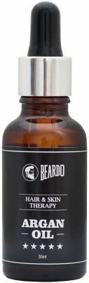 Beardo ARGAN Therapy And Treatment For Skin & Hair Oil(30 ml)
