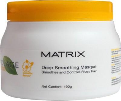 Matrix Deep Smoothing Masque