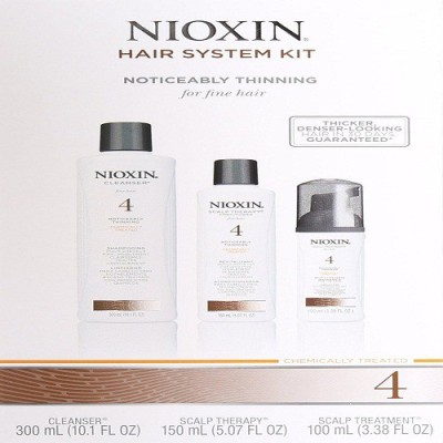 Nioxin Advanced Starter Kit