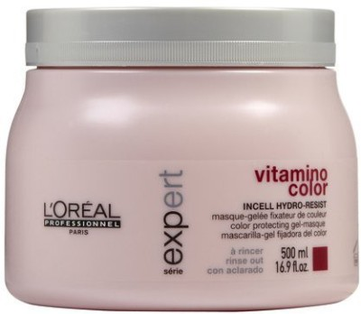 L Oreal Paris Serie Expert Vitamino Color Gel Masque
