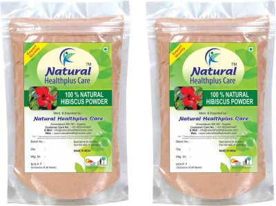 Natural Healthplus Care Hibiscus Powder Combo