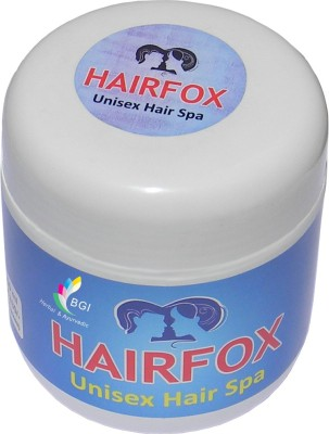 BGI Herbal & Ayurvedic Hair Fox Unisex Spa Cream