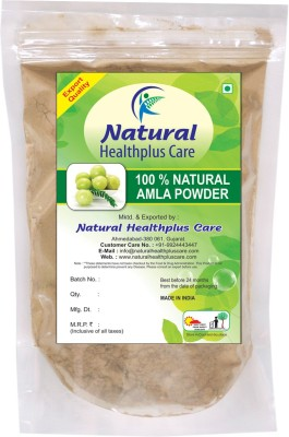 Natural Healthplus Care Amla Powder