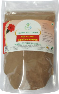 Herbs And Crops Natural Hibiscus Powder