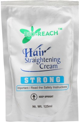 Bio Reach Hair Straightening Cream