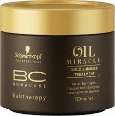 Schwarzkopf Professional BC Gold Shimmer Treatment
