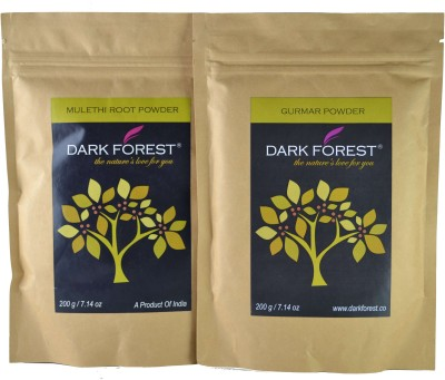 Dark Forest Mulethi & Gurmar