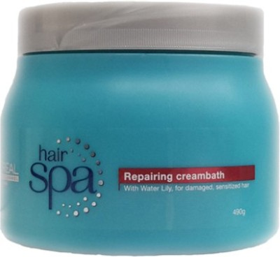 L ,Oreal Paris Hair Spa Repairing Creambath