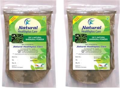 Natural Healthplus Care Natural Bhringraj Powder