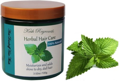 Kesh Regrowth Ayurvedic Anti Dandruff Hair Mask