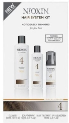 Nioxin Thinning System Kit Chemical Treated Set