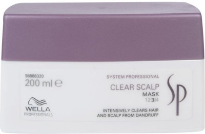 System Professional Clear Scalp Mask