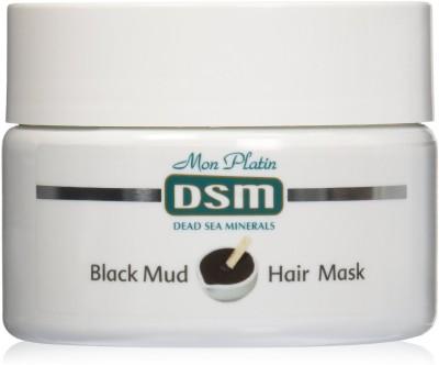 Dead Sea Minerals Mon Platin DSM Black Mud Hair Mask