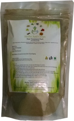 Herbs And Crops Hair Treatment Pack