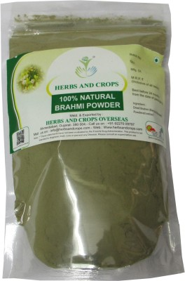 Herbs And Crops Brahmi Powder(227 g)