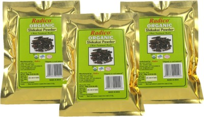 Radico Organic Shikakai Powder ( Tripple Pack )