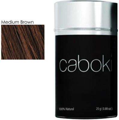 Caboki Hair Building Fiber -Medium Brown