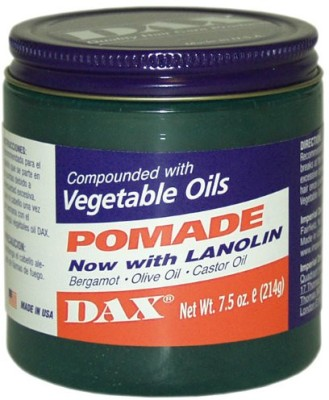 DAX Pomade Compounded With Vegetable Oils