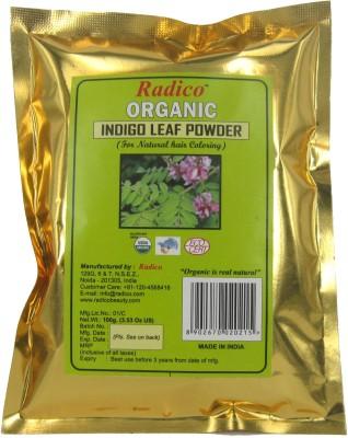Radico Indigo Leaf Powder
