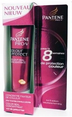 Pantene Pro-V Color Protect Color Seal Concentrate Hair Treatment